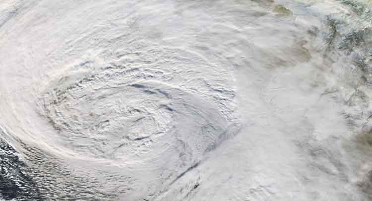 Photo of Quando uma tempestade de inverno se torna um ciclone de bomba?