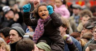 Crianças ativistas