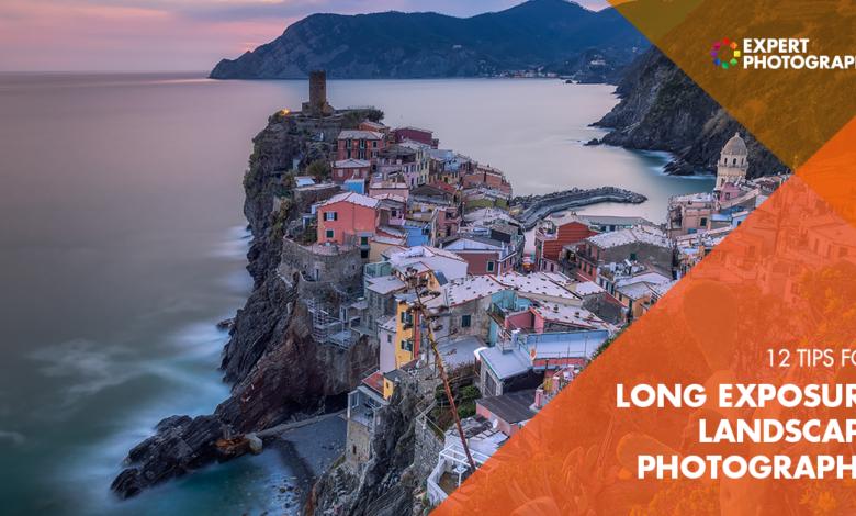 12 técnicas para fotografia de paisagem de longa exposição