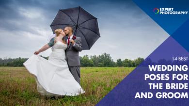 Photo of 14 lindas poses de casamento para a noiva e o noivo