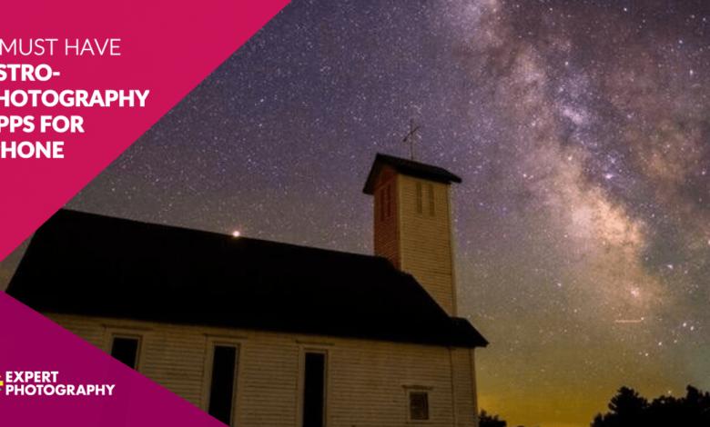 8 aplicativos essenciais de astrofotografia para iPhone em 2020