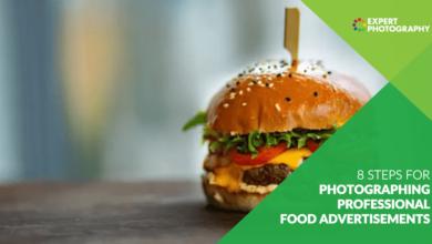 Photo of 8 etapas para fotografar anúncios de comida profissional