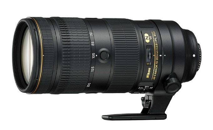 A Nikon anuncia as lentes 70-200mm / f2.8 E FL AF-S VR e 19mm / f4 PC-E