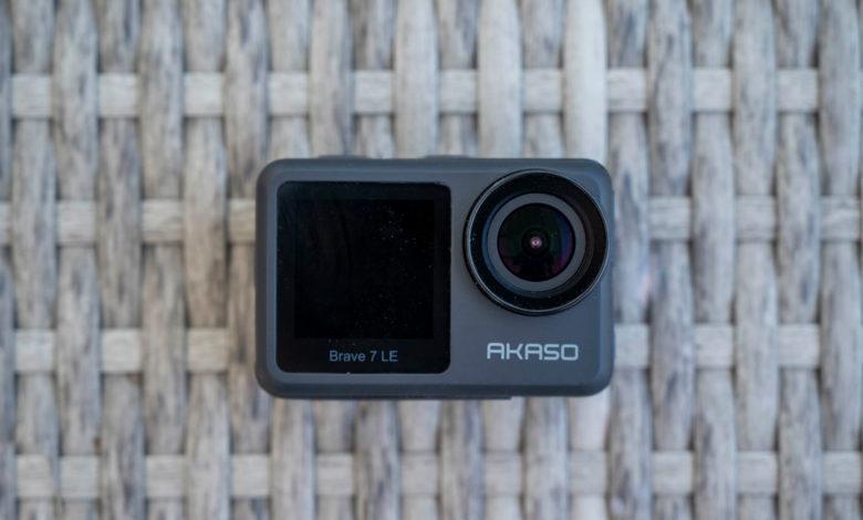 Akaso Brave 7 LE Review: uma câmera de ação para vloggers