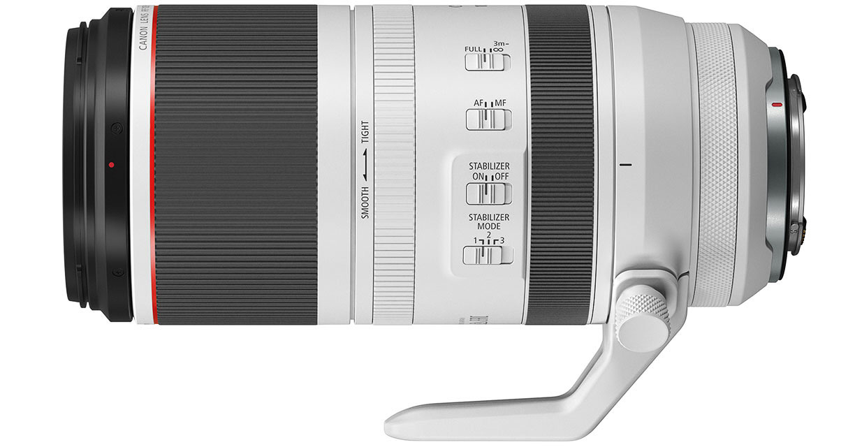 canon rf mirrorless 100 500mm telephoto zoom
