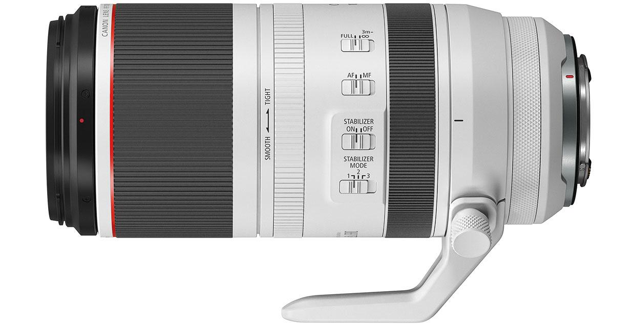 Photo of Canon anuncia 4 novas lentes sem moldura de espelho completo, uma impressora