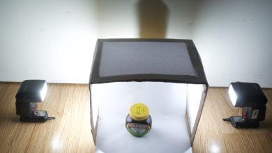 Photo of Como fazer uma caixa de luz DIY para fotografia de produtos