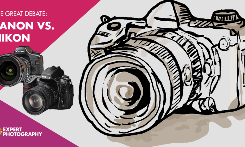 Debate Canon vs Nikon (Qual devo comprar 2020?)