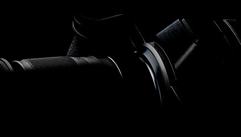 Desenvolvimento de uma câmera mirrorless full frame de última geração e lentes NIKKOR, com uma nova montagem, buscando uma nova dimensão no desempenho óptico