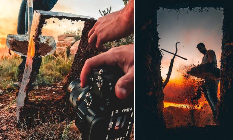 Diversas idéias criativas de fotografia para manter seus sucos fotográficos fluindo