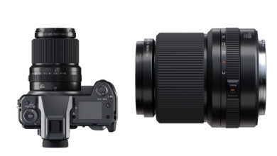 Photo of Fuji anuncia lente Fujinon GF30mm F / 3.5 R WR e a maior atualização de firmware para o sistema GFX