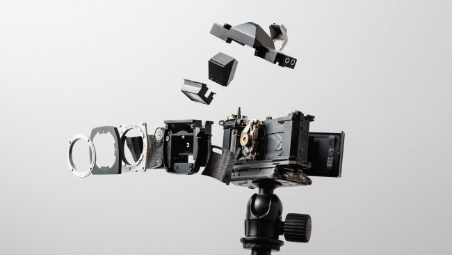 Guia do comprador de câmera de John Greengo (edição 2018)