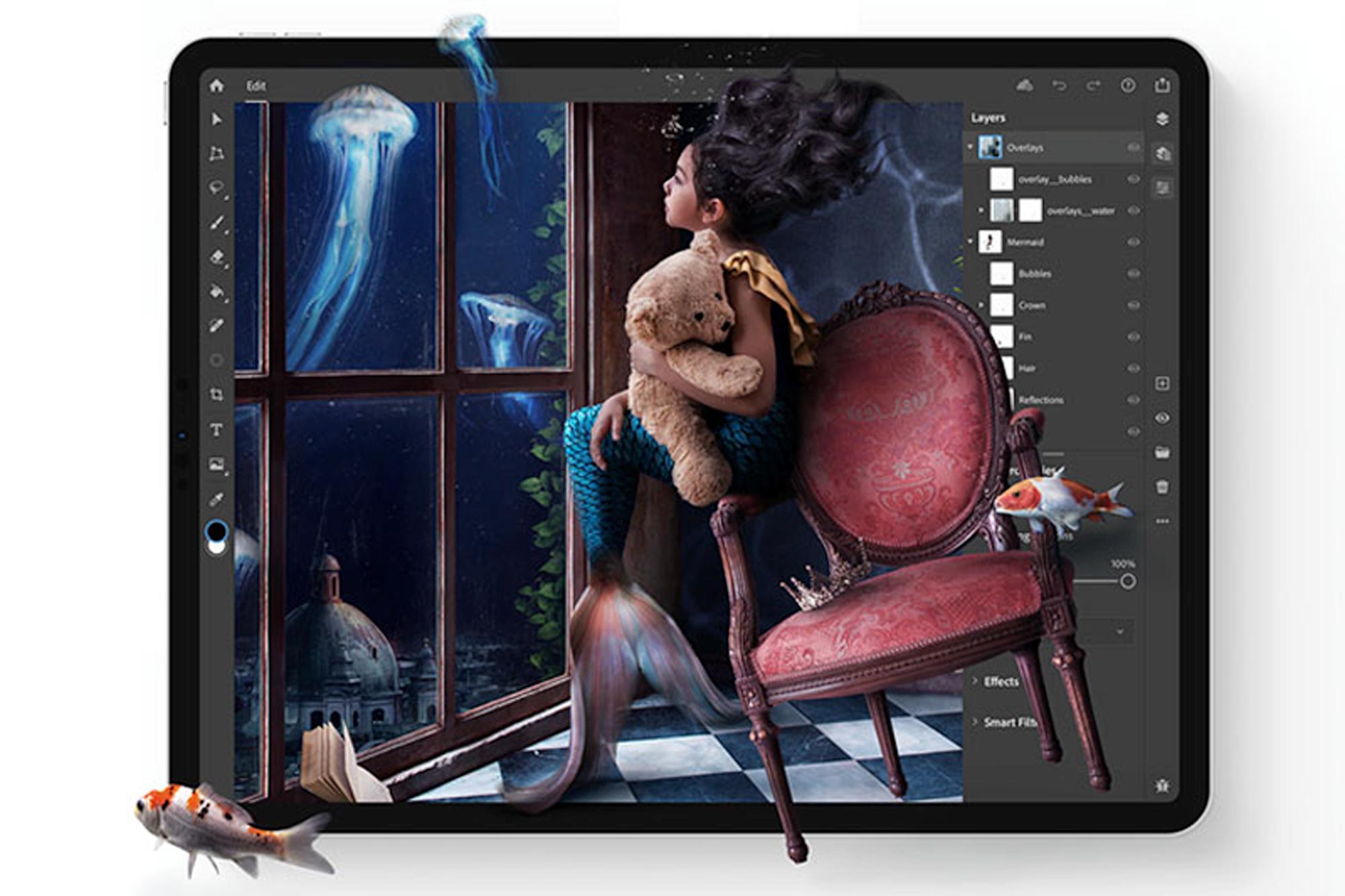Photo of Como trabalhar com arquivos RAW no Photoshop para iPad: uma solução temporária