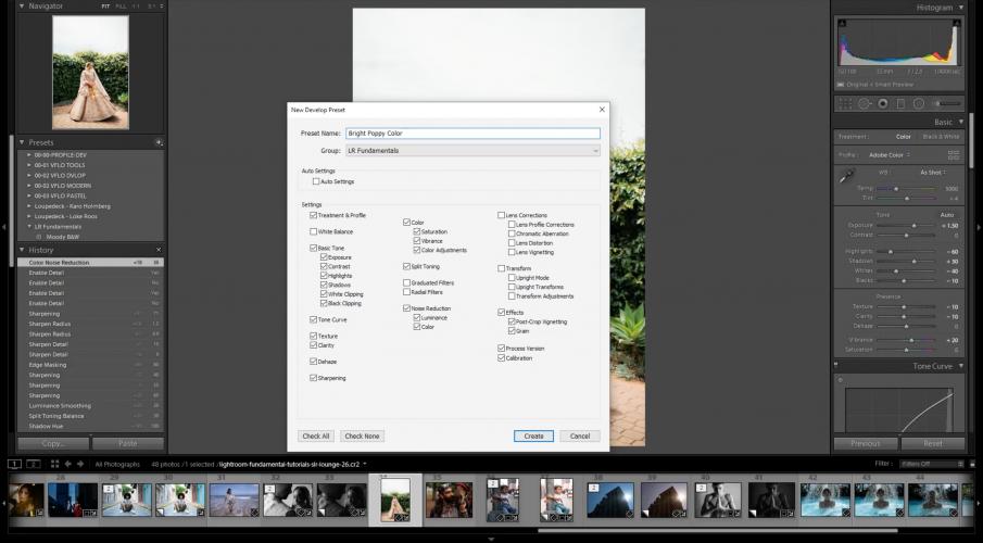 Photo of Como criar predefinições para editar rapidamente suas fotos no Lightroom »WikiUtil
