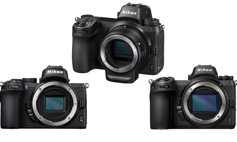 Nikon lança novas atualizações de firmware para sistemas Mirrorless Z