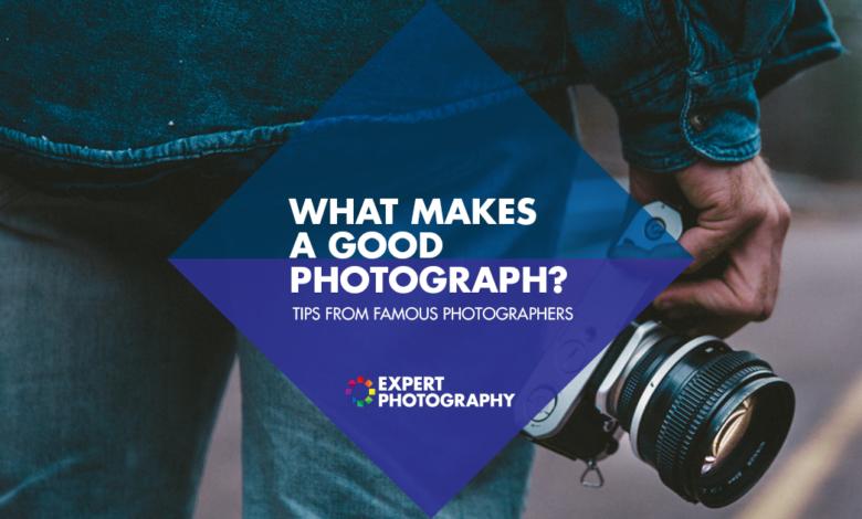 O que faz uma boa fotografia?  (17 citações famosas da fotografia)