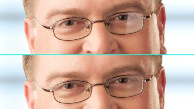 Photo of Perca o brilho!  3 passos simples para limpar aqueles olhos cegos em seus óculos!