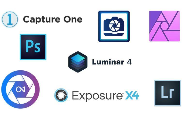 Pesquisa: Qual software de pós-processamento você usa para editar suas fotos?