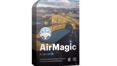 Photo of Skylum anuncia Airmagic |  Processamento automático para fotografia por drone