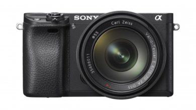 Photo of Sony a6300-Primeiras impressões