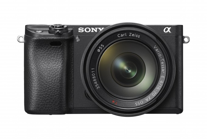 Sony a6300-Primeiras impressões