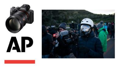 Photo of Sony faz parceria com a Associated Press para se tornar fornecedora exclusiva de equipamentos de imagem para seus jornalistas de fotografia e vídeo