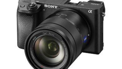 Photo of Sony lança o a6300 com AF rápido