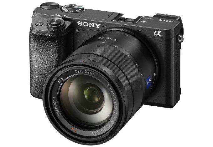 Sony lança o a6300 com AF rápido