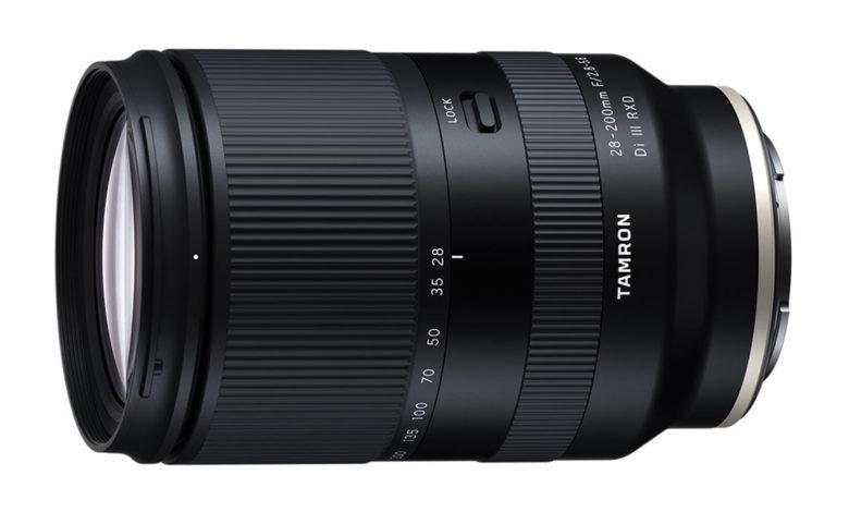 Tamron 28-200mm f / 2.8-5.6 FE Compilação de Revisão