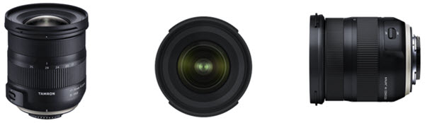 Tamron anuncia a menor e mais leve lente zoom ultra grande angular de sua categoria