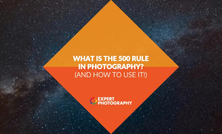 Usando a regra 500 para capturar uma melhor foto do céu noturno