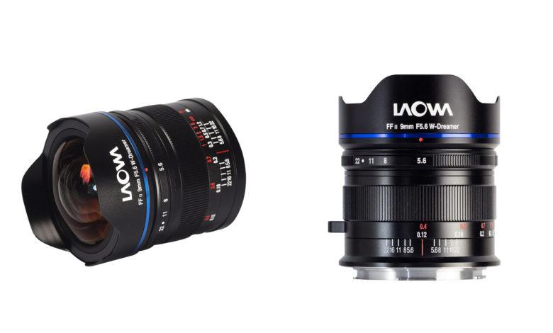 Venus Optics lança a maior lente retilínea do mundo para câmeras full-frame: a Laowa 9mm f / 5.6 FF RL