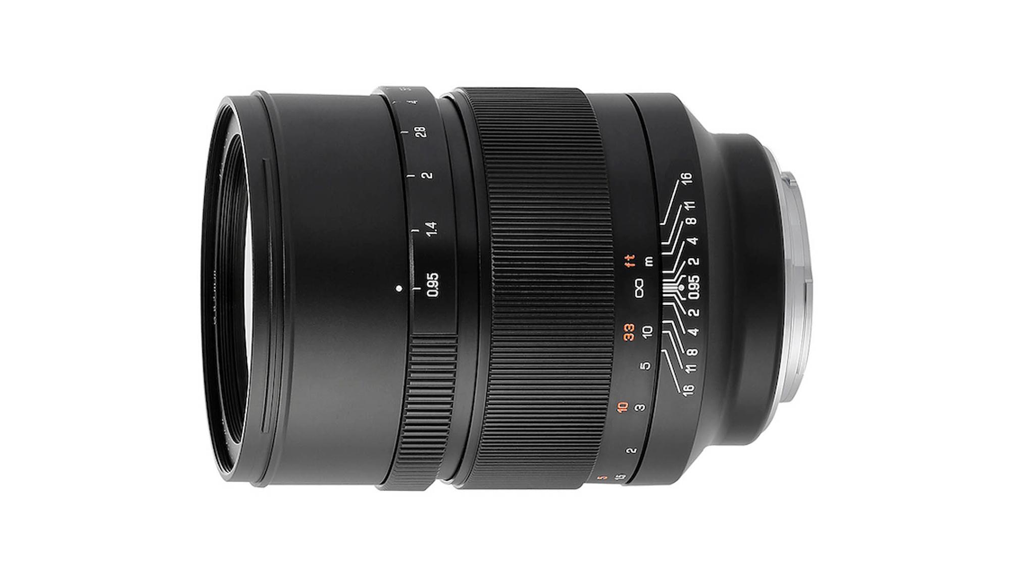 ZY Optics lança Mitakon Speedmaster 50mm f / 0.95 para câmeras Canon DSLR EF