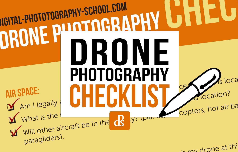 Photo of Esta lista de verificação de fotografia drone irá garantir que você nunca perca suas fotos