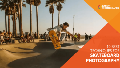 Photo of 10 técnicas incríveis para tirar fotos em um skate