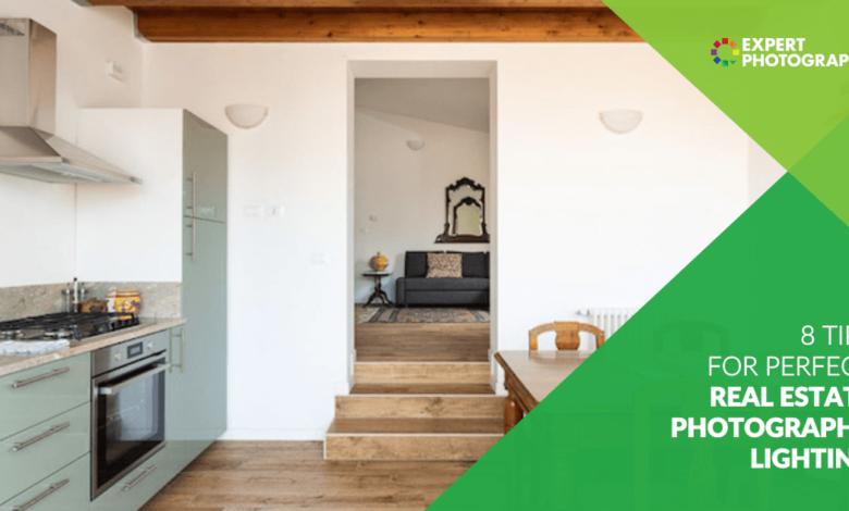 8 dicas para iluminação perfeita em fotografia imobiliária