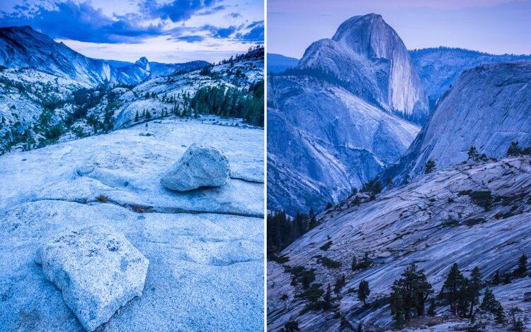 Lentes grande angular versus teleobjetiva para belas fotografias de paisagens
