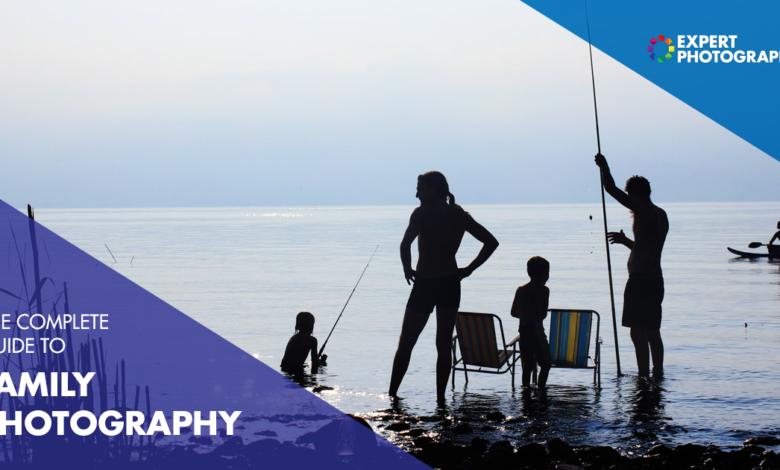 O guia definitivo para fotografia de família (67 ótimas dicas!)