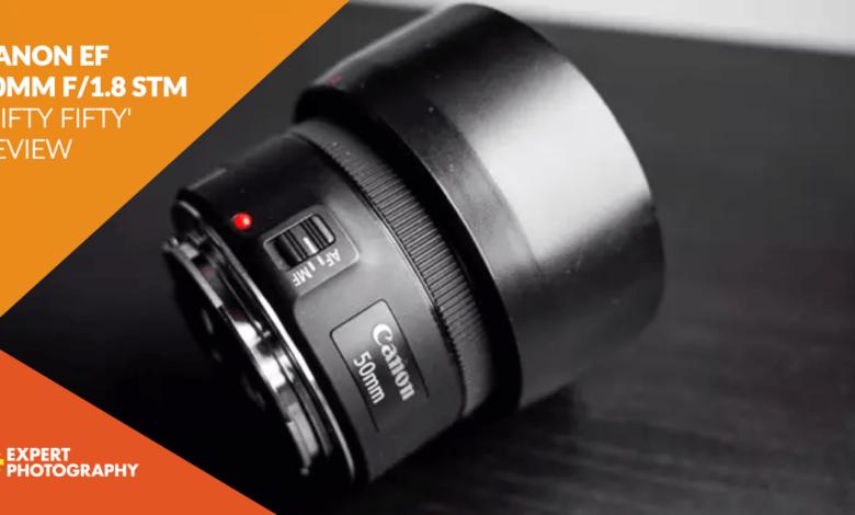 Revisão 2020 da Canon EF 50mm f / 1.8 STM (Melhor Nifty Fifty?)