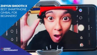 Photo of Revisão de Zhiyun Smooth X (melhor cardápio de smartphone para iniciantes?)