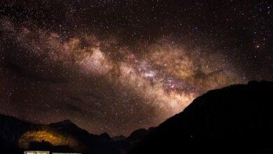Photo of Fotografando estrelas com um kit de lentes