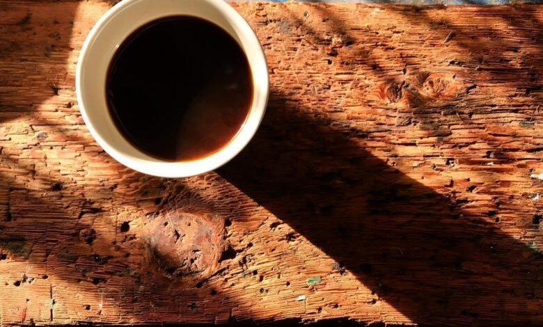 Desafio de Fotografia Semanal - Café