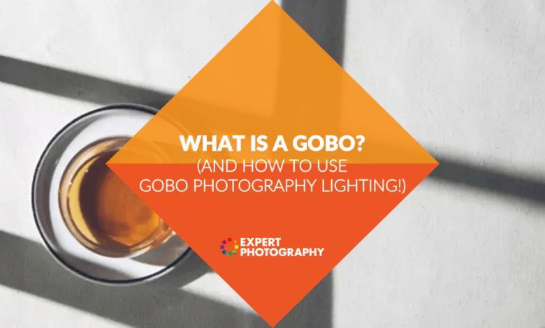 O que é um gobo? (E como usar a iluminação de fotografia Gobo!)