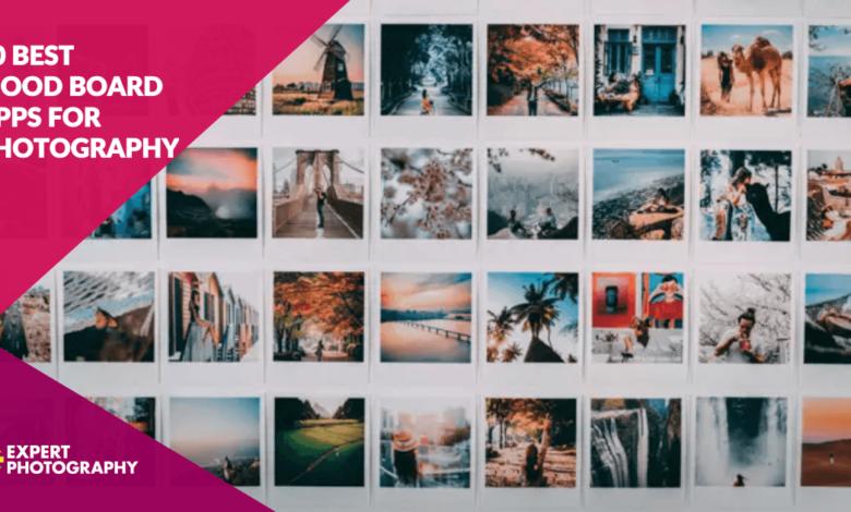 Os 10 melhores aplicativos Mood Board (para fotógrafos e designers de 2020)