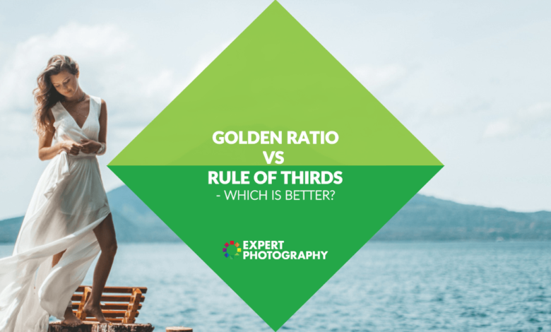 Proporção áurea vs regra dos terços: o que é melhor?