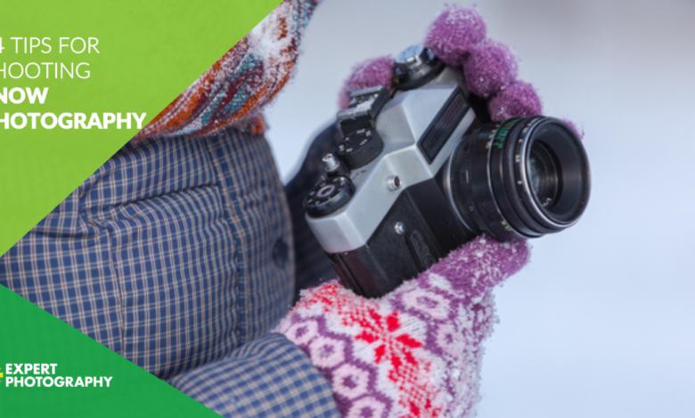 14 dicas para tirar a melhor fotografia de neve este ano