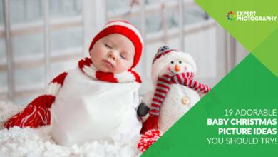 Photo of 19 Adoráveis ideias para fotos de bebês de Natal que você deve experimentar!