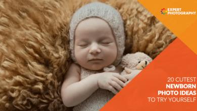 Photo of 20 ideias de fotos de recém-nascidos mais fofas que você deveria experimentar