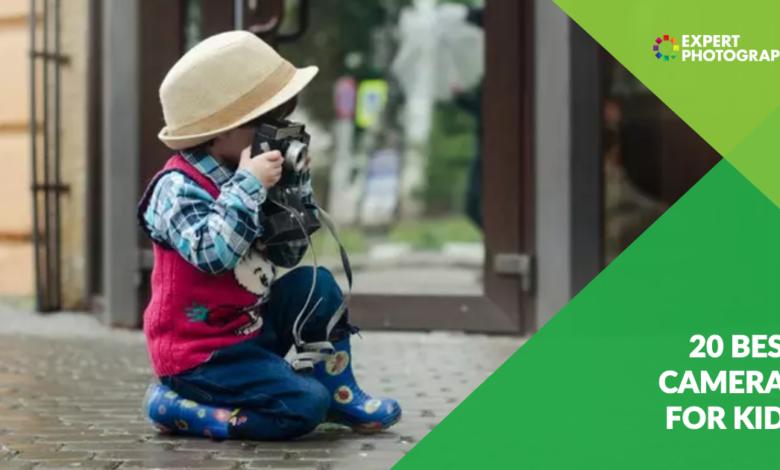 20 melhores câmeras para crianças comprarem em 2021