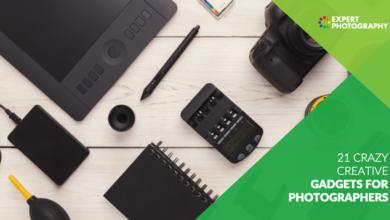 Photo of 21 gadgets de fotografia úteis e criativos para experimentar em 2021